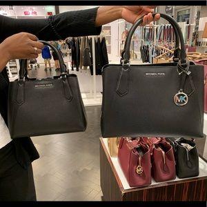 Michael Kors Kimberly bag small and big